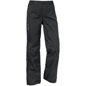 VAUDE W's Drop Pants II Dam black